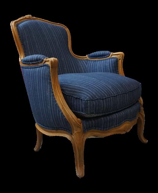 fotel stylizowany