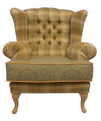 duży fotel