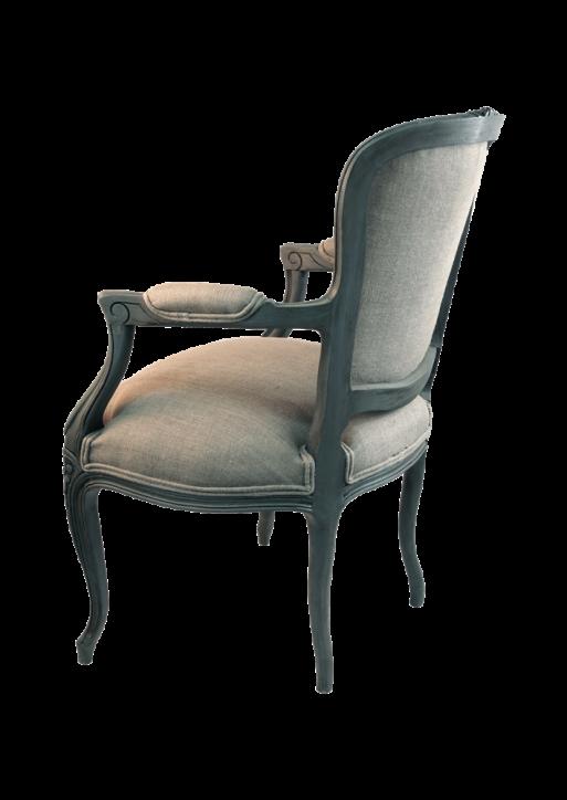 fotel odnowiony