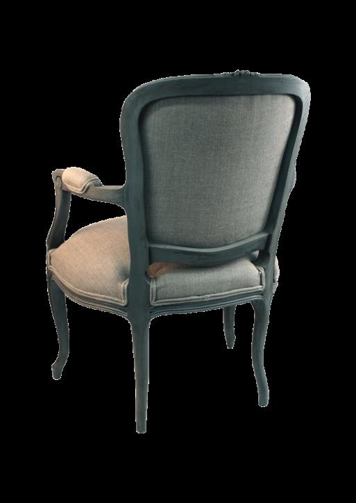 fotelik odrestaurowany