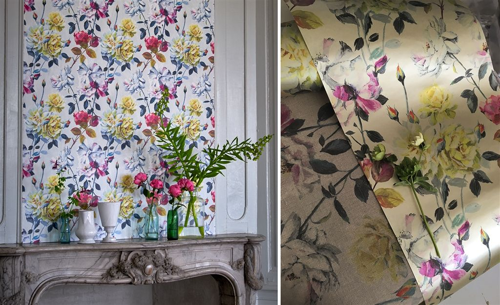 designers guild tapety